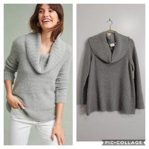 Ett:twa by Anthropologie Ingrid Eyelash Sweater L